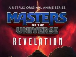 Masters of the Universe Revelation Netflix
