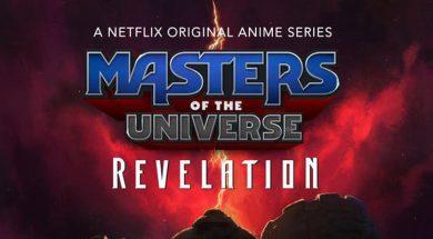 Masters of the Universe Revelation Netflix