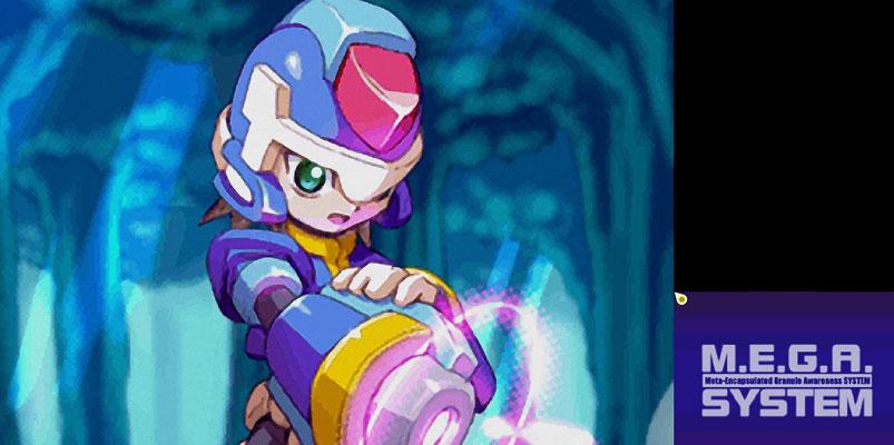 Mega Man Zero/ZX Legacy Collection llegará a todas las consolas