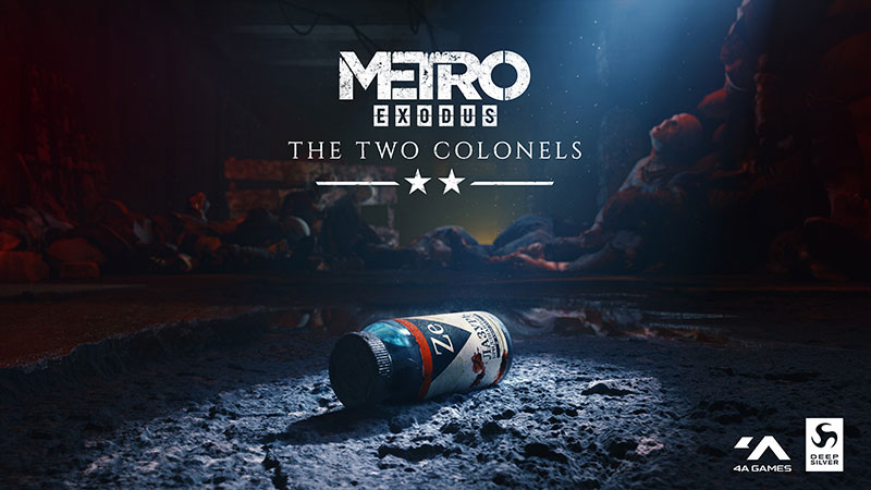 Metro Exodus The Two Colonels can