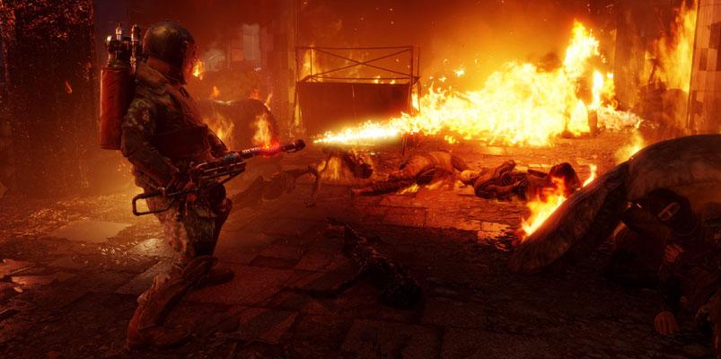 The Two Colonels el primer DLC de Metro Exodus ya está disponible