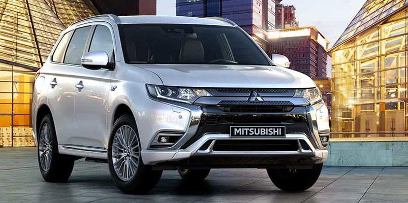 Ahora es más sencillo adquirir un Mitsubishi Outlander PHEV
