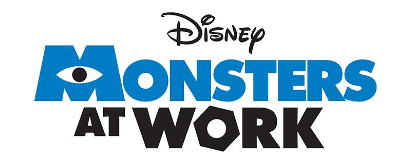 Monsters At Work Disney