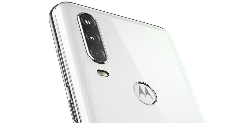 Motorola One Action Mexico camaras