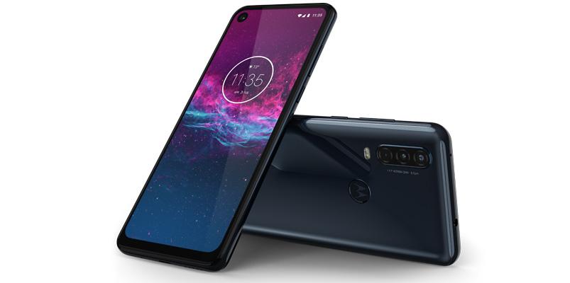 Motorola One Action Mexico especificaciones