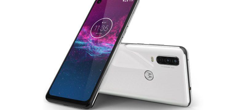 Motorola One Action Mexico precio