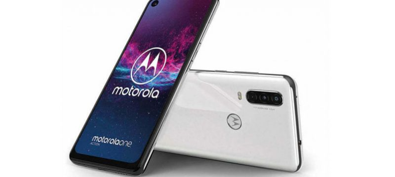 Motorola One Action filtrado