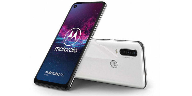 Motorola One Action es filtrado en su totalidad por Amazon de Alemania