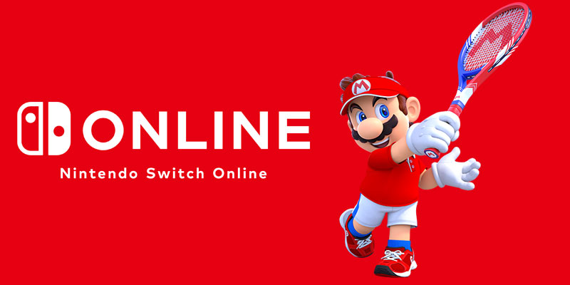 Nintendo Switch Online Mario Tennis Aces