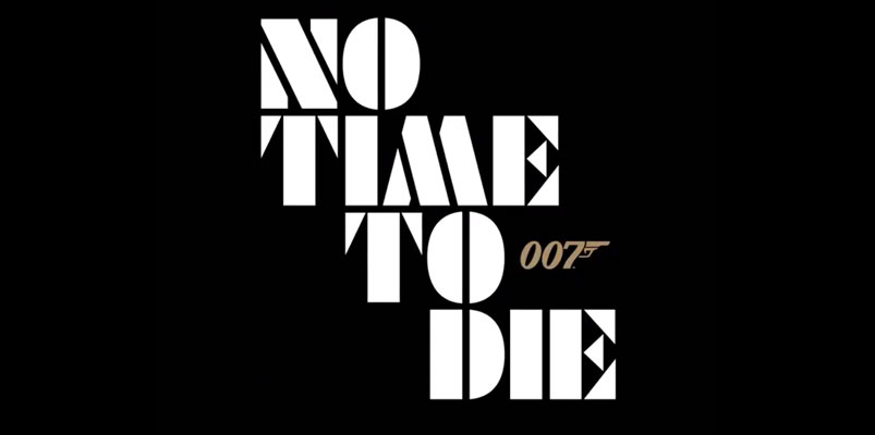 No Time To Die, la nueva de James Bond llegará en abril de 2020