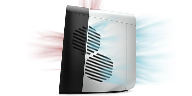 Nueva Alienware Aurora aire