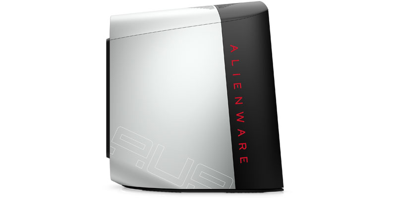 Nueva Alienware Aurora costado