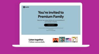 Nuevas Funciones Plan Familiar de Spotify Mexico