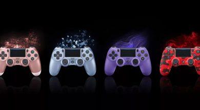 Nuevos Colores DualShock 4