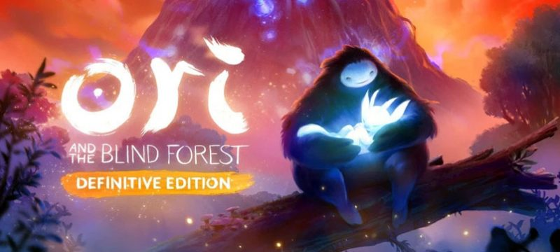 Ori and the Blind Forest Definitive Edition Switch