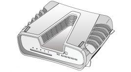 Así sería el diseño de PlayStation 5, encuentran patente en Brasil