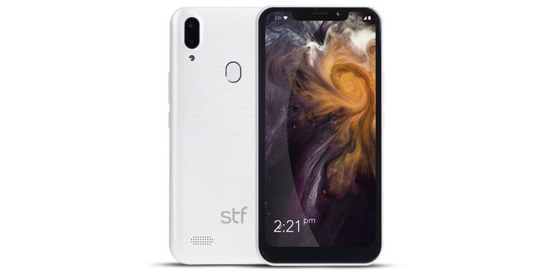 STF ICON, un smartphone bonito, barato, con notch y doble cámara