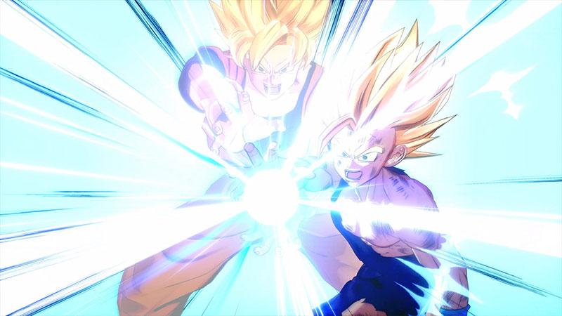 Saga de Cell Dragon Ball Z Kakarot