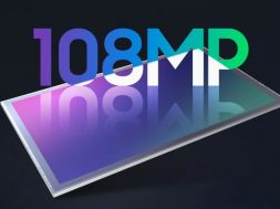 Samsung 108 megapixeles ISOCELL Bright HMX