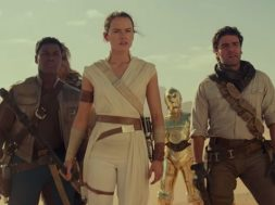Star Wars Episodio IX The Rise of Skywalker D23