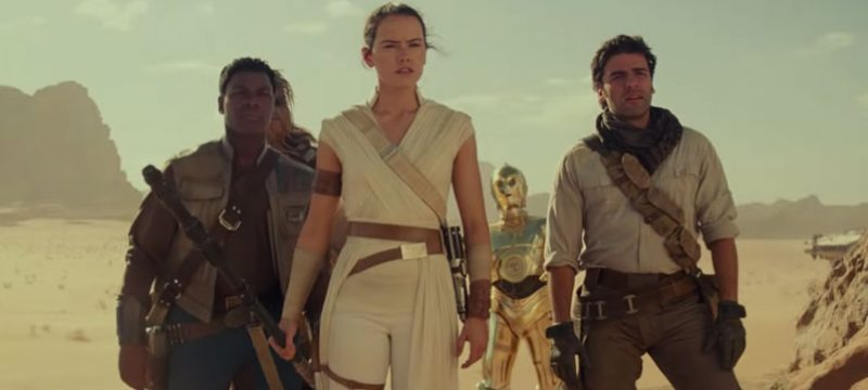 Star Wars Episodio IX The Rise of Skywalker D23
