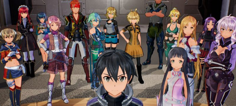 Sword Art Online Nintendo Switch