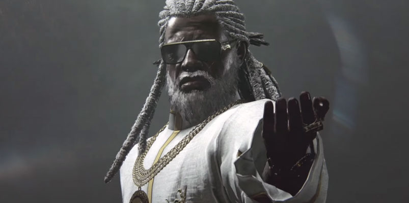 Tekken 7 Season Pass 3 Leroy Smith