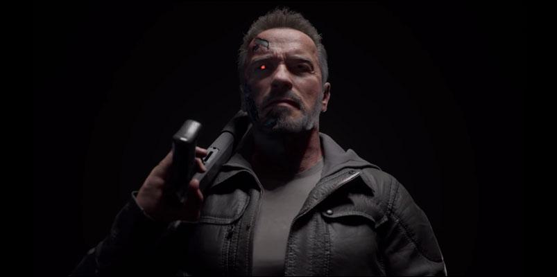 Terminator T-800 Mortal Kombat 11