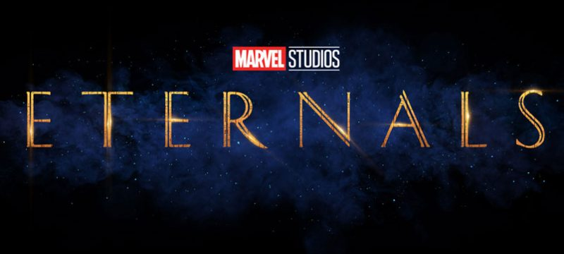 The Eternals logo