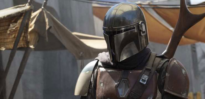 The Mandalorian D23 Expo 2019