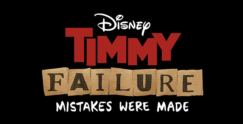 Timmy Failure Mistakes Were Made Disney