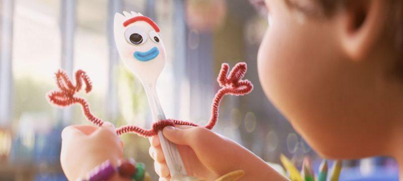 Toy Story 4 pelicula mas taquillera
