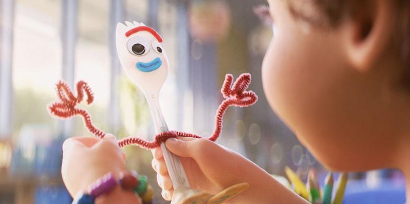Toy Story 4 es la película más taquillera del cine en México