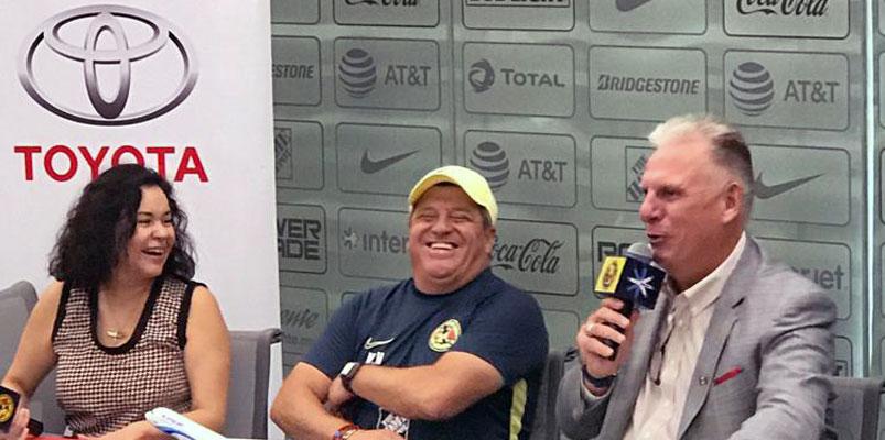 Toyota México es el nuevo patrocinador oficial del Club América
