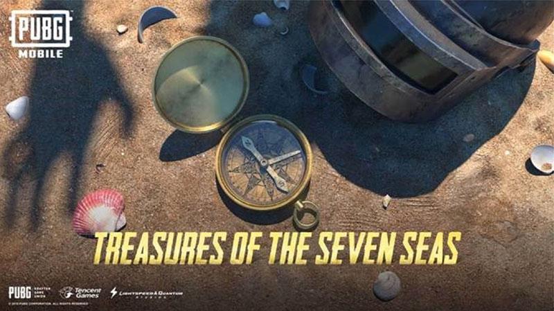 Treasures PUBG MOBILE