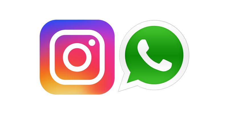 Facebook cambiará el nombre a Instagram y WhatsApp