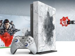 Xbox One X Gears 5 Edicion Limitada