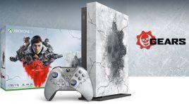 El contenido de Xbox One X Gears 5 Edición Limitada para México