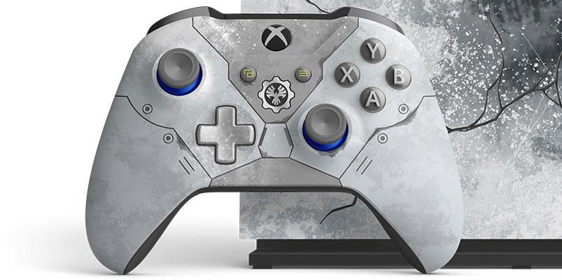 Xbox One X Gears 5 Edicion Limitada Kait Diaz