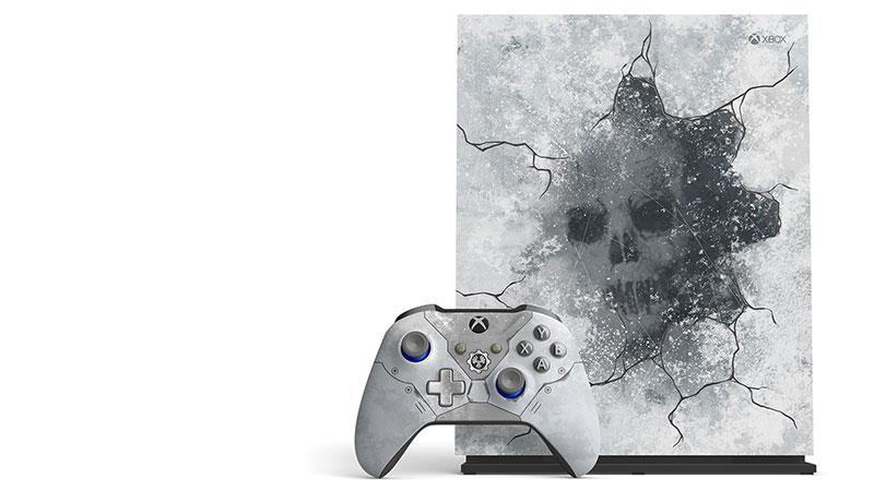 Xbox One X Gears 5 Edicion Limitada precio