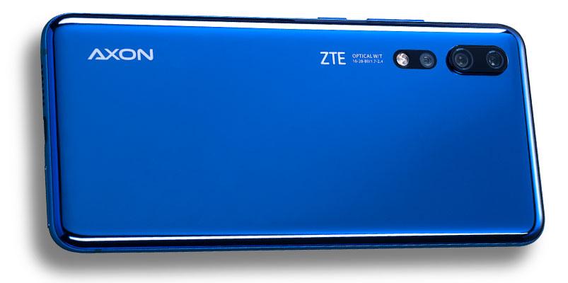 ZTE AXON 10 Pro Mexico
