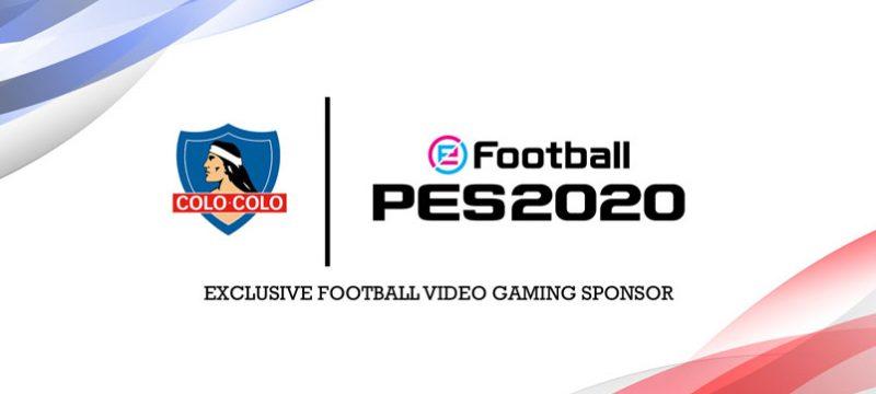 eFootball PES 2020 Colo Colo