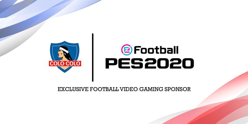 Los equipos chilenos que estarán disponibles en eFootball PES 2020