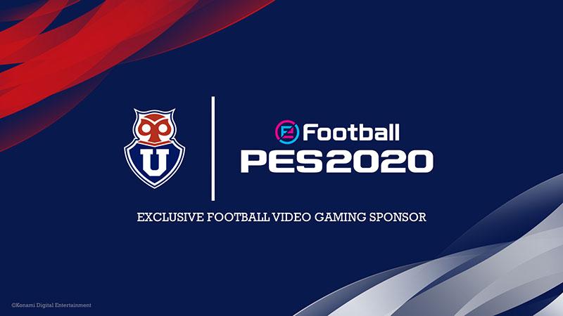 eFootball PES2020 La U de Chile