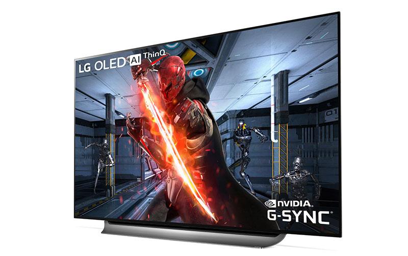 2019 OLED TV NVIDIA G-SYNC