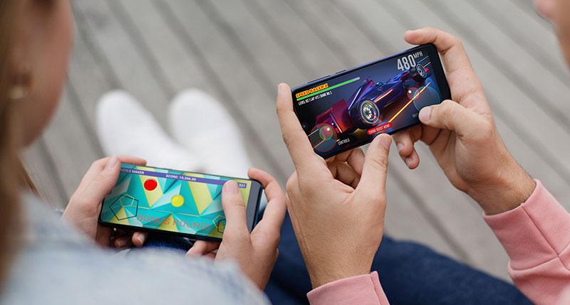 Alcatel 3 2019 Mexico juegos