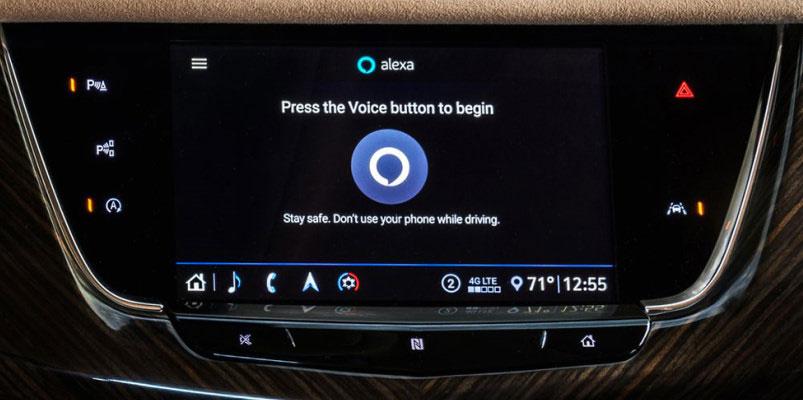 Chevrolet, Buick, GMC y Cadillac serán compatibles con Alexa