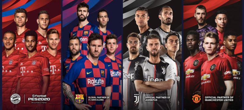 Alianzas eFootball PES 2020
