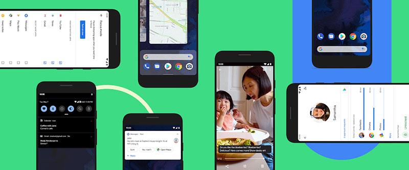 Android 10 funciones