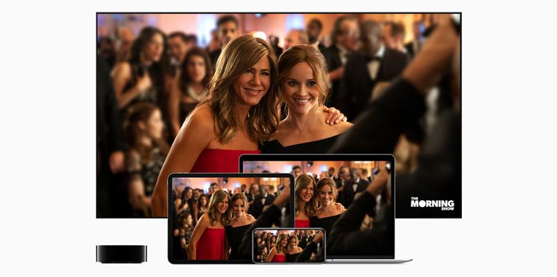 Apple TV Plus Mexico precio